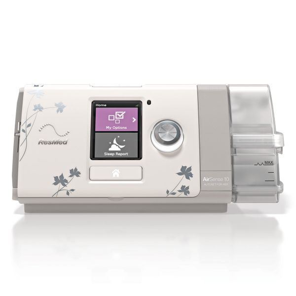 ResMed Airsense S10 For HER AutoSet CPAP with Heated Humidifier 37209