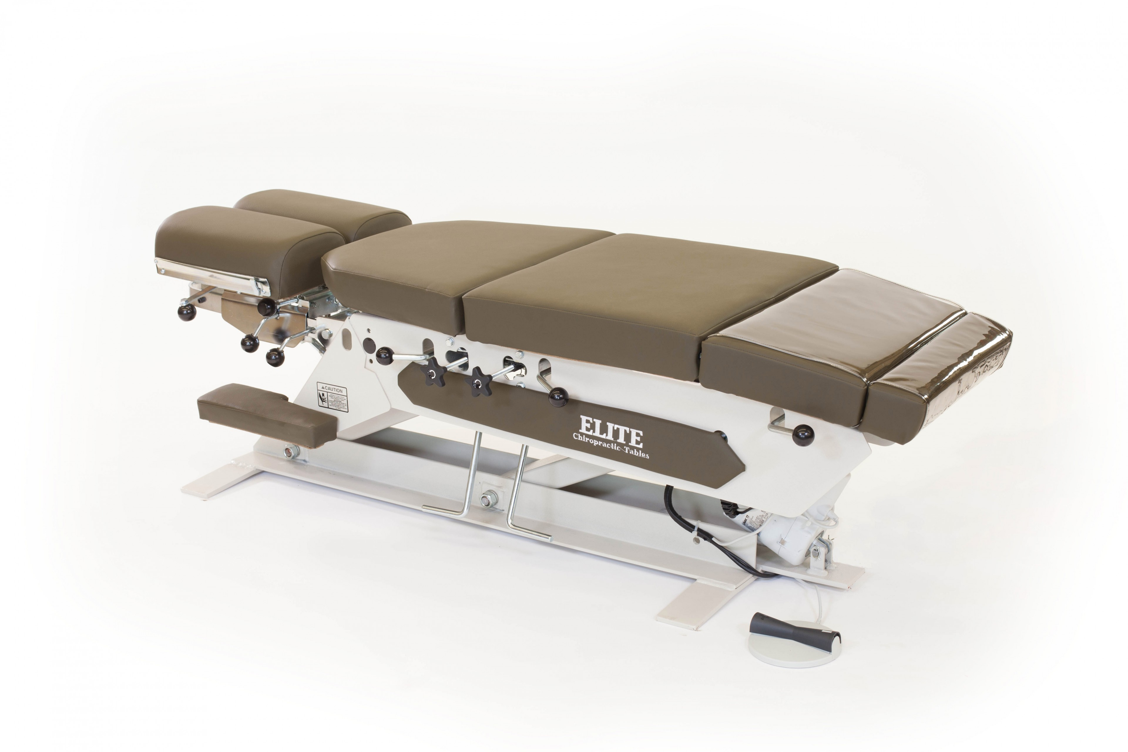 Electric Elevation Table with Cervical Drop