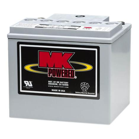 MK Sealed Heavy Duty Gel 12V Battery, M40-12 SLD G