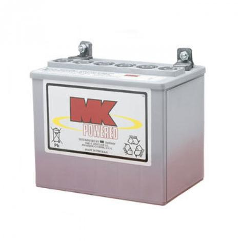 MK Sealed Heavy Duty Gel 12V Battery, MU-1 SLD G