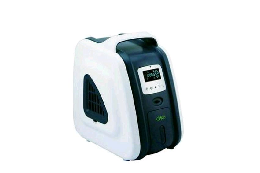 Oxygen Concentrator, 2-9L OLV-A2, like new!