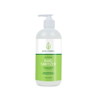 Asheville Botanicals Hand Sanitizer, 16 oz Pump