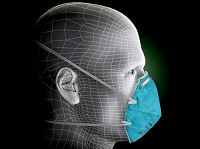 3M 1860 N95 Respirator and Surgical Mask, NIOSH Approved