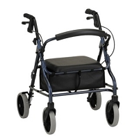 Nova Zoom 18 Rolling Walker, Blue