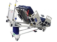 Refurbished Stryker 2030 Epic II ICU Bed