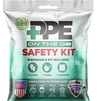 PPE On The Go Disposable Safety Kit
