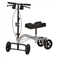 Nova TKW-12 Turning Knee Walker, Silver