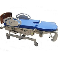 Refurbished Hill-Rom Affinity III Birthing Bed
