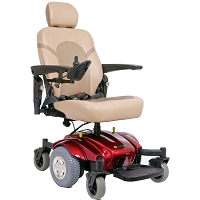 Golden Compass Sport Power Wheelchair