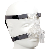 DreamEasy Nasal CPAP Mask with Headgear, Small