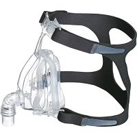 DreamEasy Full Face CPAP Mask, Large
