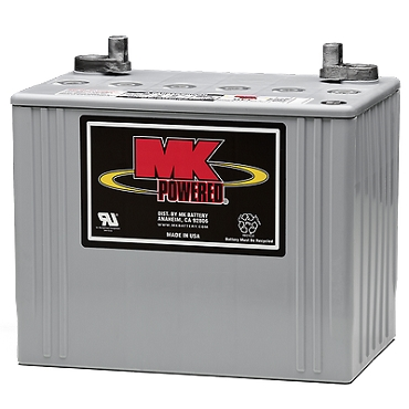 MK Sealed Heavy Duty Gel 12V Battery, M24 SLD G