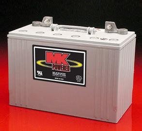 MK Sealed Heavy Duty Gel 12V Battery, M31 SLD G