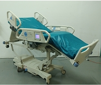 Refurbished Hill-Rom P1900 TotalCare Hospital Bed