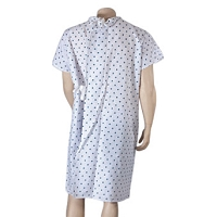 Reusable Adult Convalescent Patient Gown