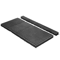 ROHO DRY FLOATATION Bariatric Mattress Overlay