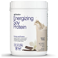 Shaklee Energizing Soy Protein, Vanilla #20665