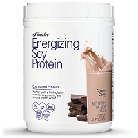 Shaklee Energizing Soy Protein, Creamy Cocoa #20670